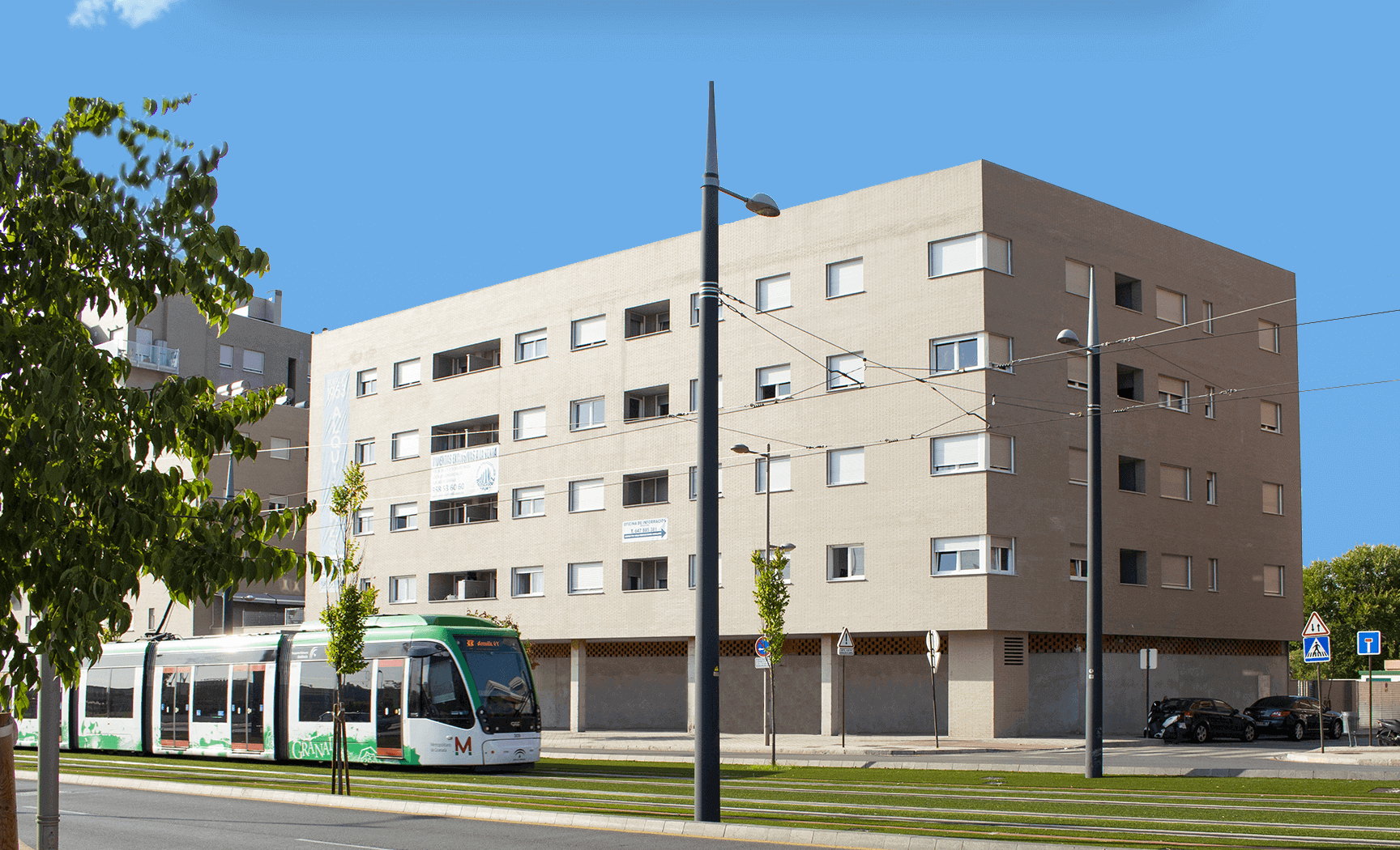 Construcciones Rodríguez S.A. |Empresa promotora de pisos y alquileres